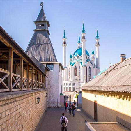 Экскурсии по Казани и РТ