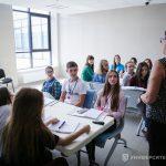 Летняя молодежная школа «Открытие талантов» много талантов